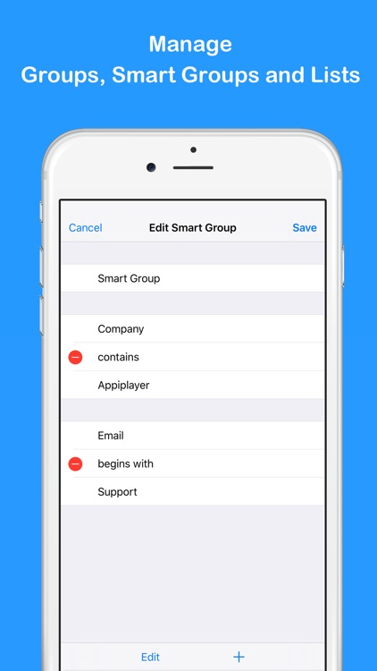 Smart Group Text & Email