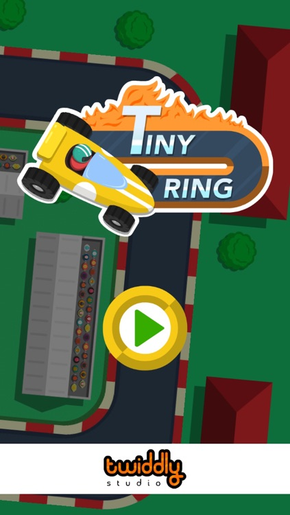 Tiny Ring : one-touch racing challenge screenshot-0