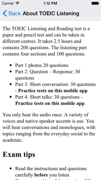 TOEIC® Listening by Exam English Ltd