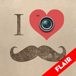 StacheTastic! FLAIR Art of Mustache Beard Booth Stache Yourself