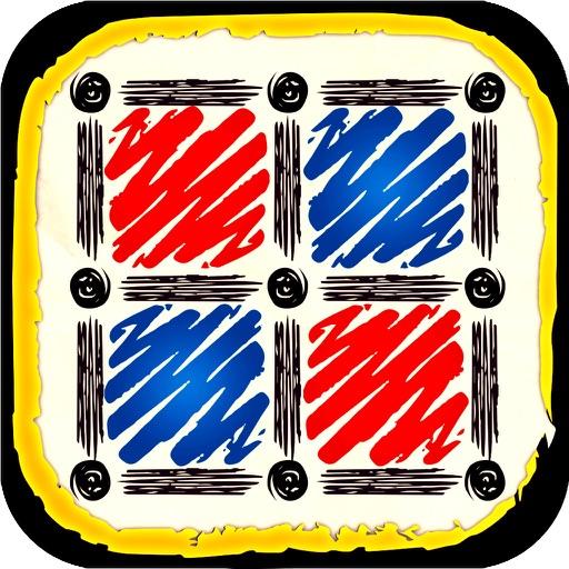 Dots Puzzle. icon