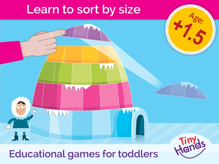 Kids puzzle games: baby toddlers kids free puzzle