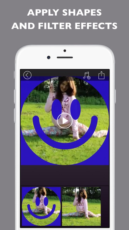 Video Speed Editor Pro - Slow and Fast motion effects for multiple parts of your videos screenshot-3