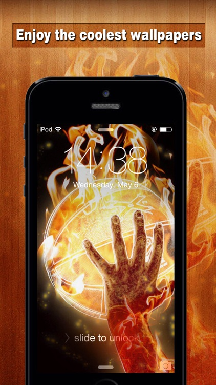 Basketball Backgrounds - Wallpapers & Screen Lock Maker for Balls and Players