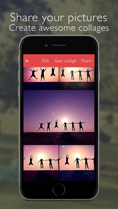 PhotoShoot Selfie Burst Mode Pro: Shoot, capture and edit your life in motion. Screenshots