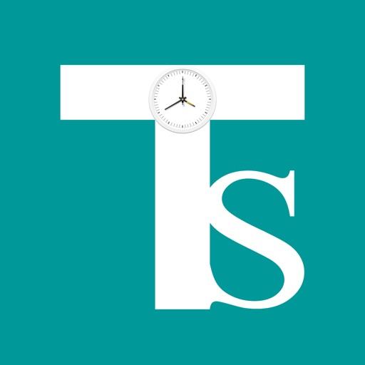 個人と業務兼用タイムシート&タイムカード - Time Card and Time Sheet