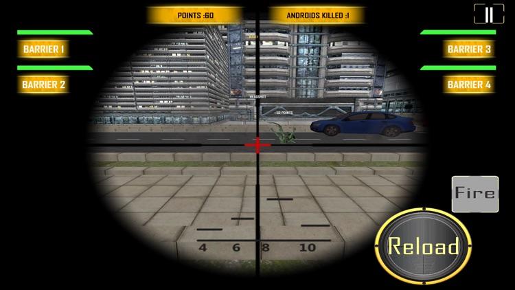 Alien Sniper - shoot to kill screenshot-4