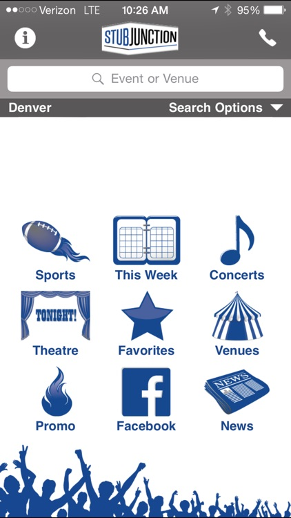 StubJunction Tickets - Sports, Concerts & Theater Tickets