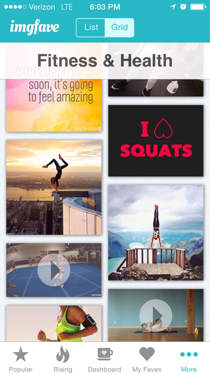 Imgfave - Collect your visual inspiration screenshot-3