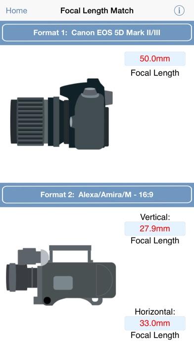 pCAM Film+Digital Calculator Screenshot 5
