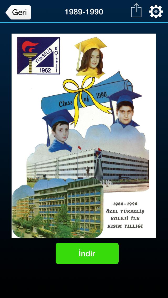 Yükseliş Koleji screenshot two