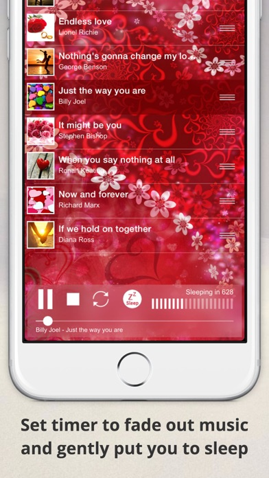 Dream Music Box - Love Songs & Natural Ambience for Sleep and Relaxation screenshot three