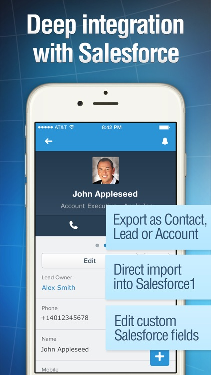 Business Card Reader screenshot-4