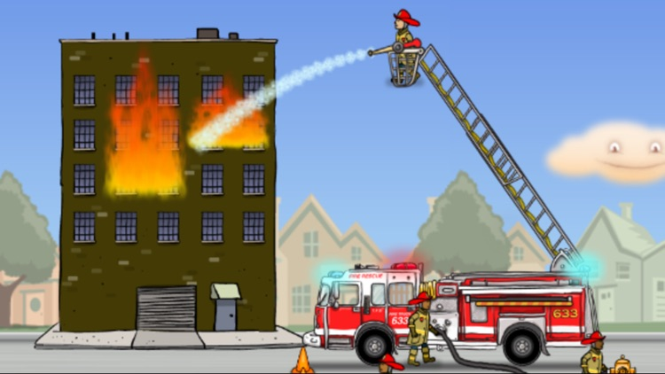 Fire Truck screenshot-1