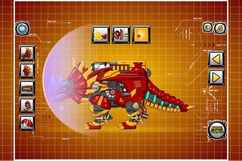 Iron Stegosaurus of Jurassic:the Pop Dragon World  - náhled