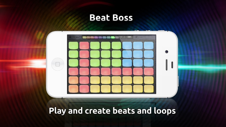 Beat Boss - Electronic Dance Music Sampler