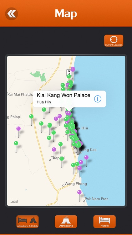 Hua Hin Offline Travel Guide screenshot-3