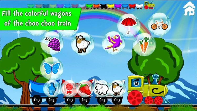 Magic Colors Lite - Educational Games for Kids screenshot-4