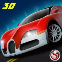真正的赛车3D - 没有必要限制汽车快你疯狂驾驶的速度