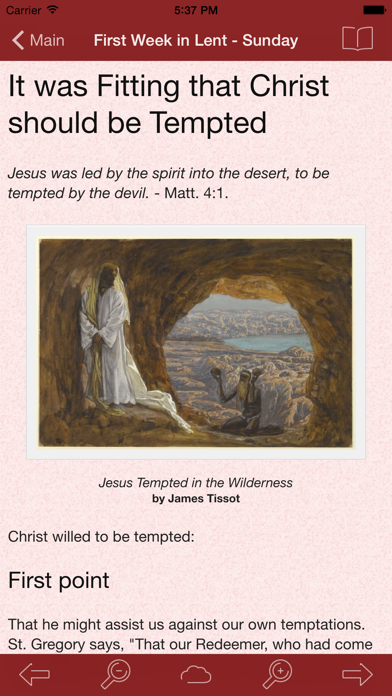Lent: Catholic Meditations for Lent by St. Thomas Aquinas-1