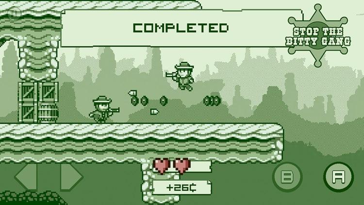 2-bit Cowboy screenshot-0