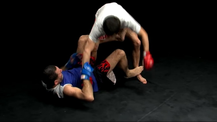 MMA - vol. 1 - Fighting Techniques screenshot-4