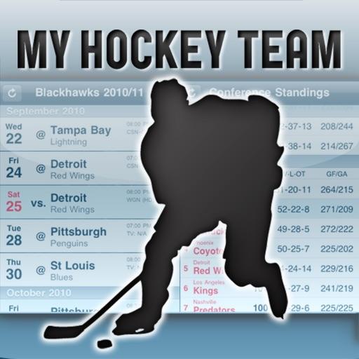 My Hockey Team 2014
