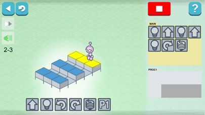 Lightbot : Programming Puzzlesのおすすめ画像3