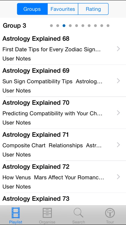 Astrology Explained by Tony Walsh