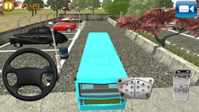 Parking Driver Simulation screenshot one