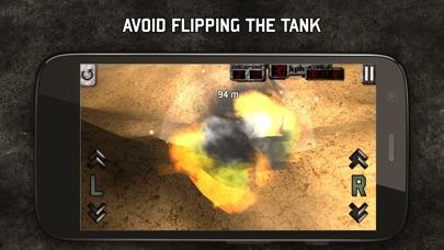 Tank Racing Simulator: M1A2 Abrams vs Leopard vs T-90屏幕截圖4