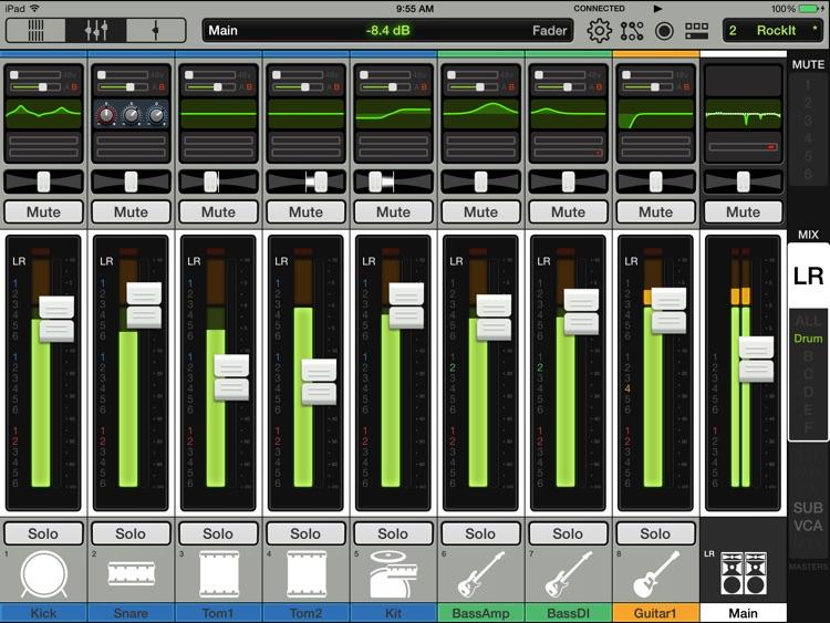 Mackie Master Fader 3 screenshot-0