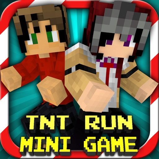 TNT Run Games : Mini Game With Worldwide Multiplayer
