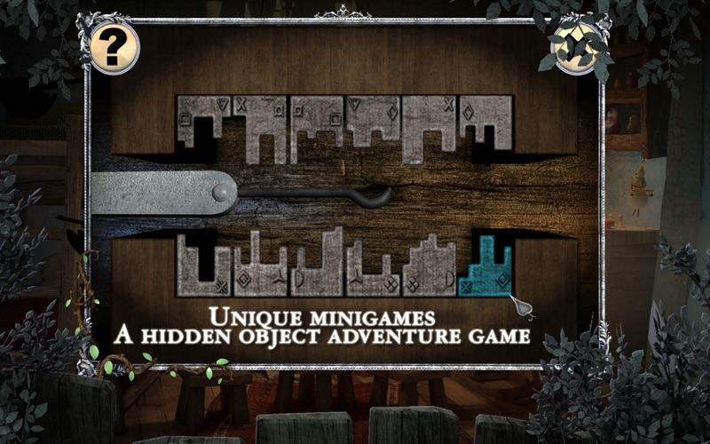 Les Misérables - Cosette's Fate - A Hidden Object Adventure screenshot 4