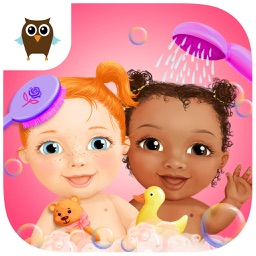 Sweet Baby Girl - Daycare 2 Bath Time and Dress Up Mini Games