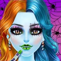 Monster Girl's Haunted Makeover
