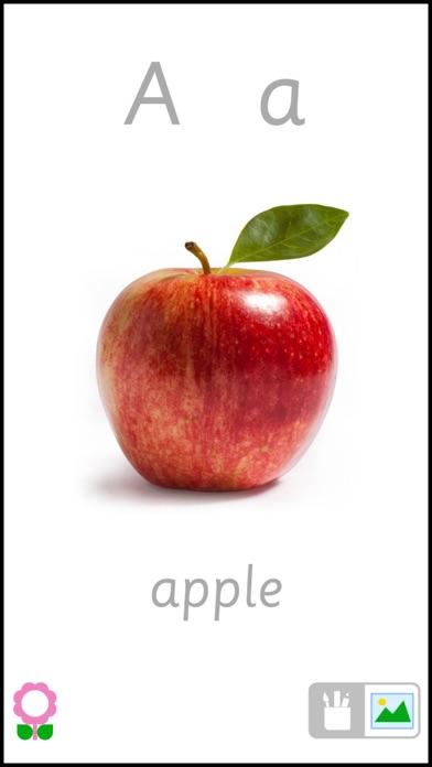 A for Apple (Alphabets Flashcards for Preschool Kids)-0