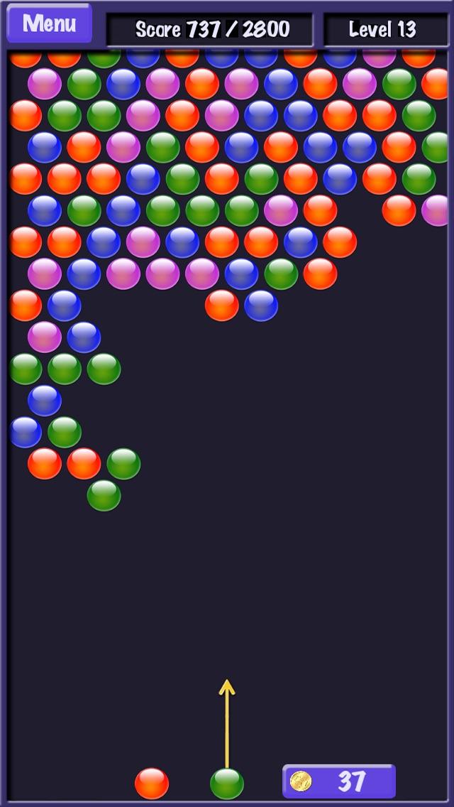 Bubble Shooter - Totally Addictive! Screenshot