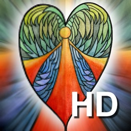 Angel Heart HD Oracle Cards - Seraphina Elvenstone