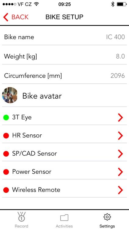 3T Cycling screenshot-4