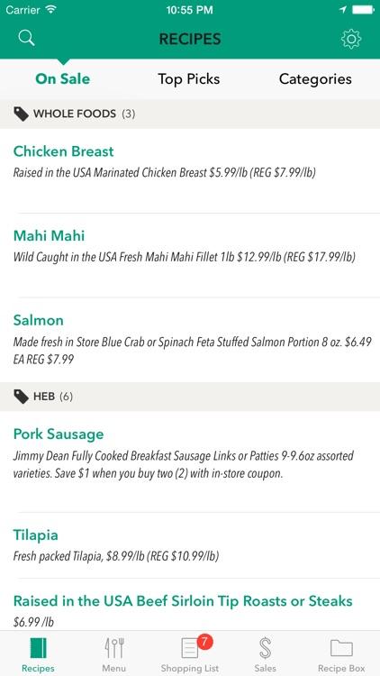 Food.com – Recipes, Shopping Lists & Meal Plans screenshot-3