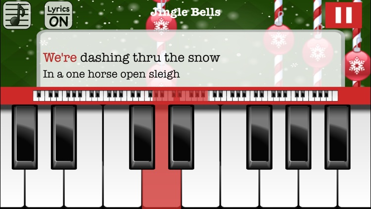 Christmas Piano with Free Songs screenshot-3