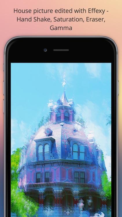 Effexy - Photo Effects screenshot-3