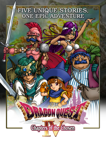 Screenshot #4 pour DRAGON QUEST IV Chapters of the Chosen