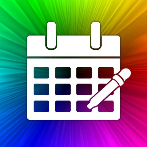 Calendar Color Picker