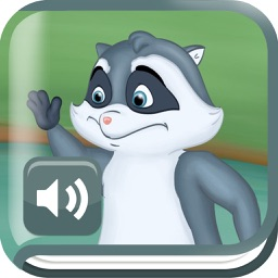 The Friendly Raccoon - Narrated classic fairy tales and stories for children