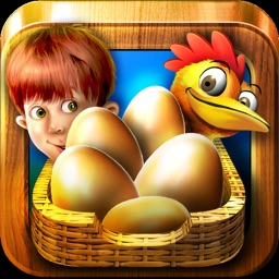 Don't Drop the Eggs - An Addictive Egg Catching Game