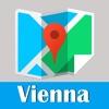 维也纳旅游指南地铁奥地利甲虫离线地图 Vienna travel guide and offline city map, BeetleTrip metro trip advisor