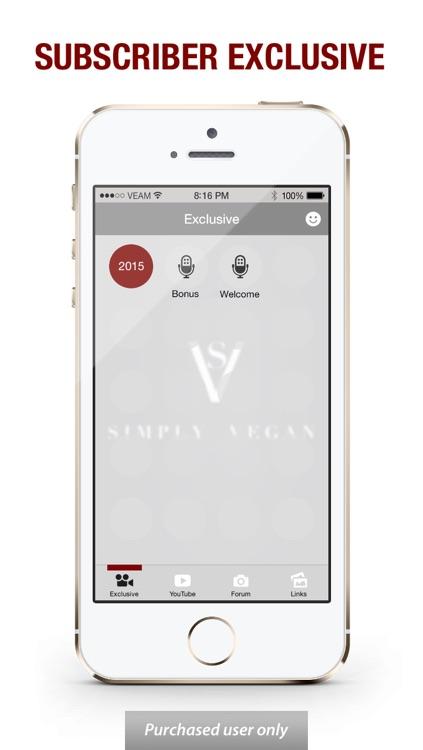 Simply Vegan Official App