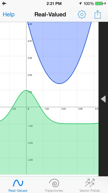 GraphMe: Graphing Calculator screenshot-4